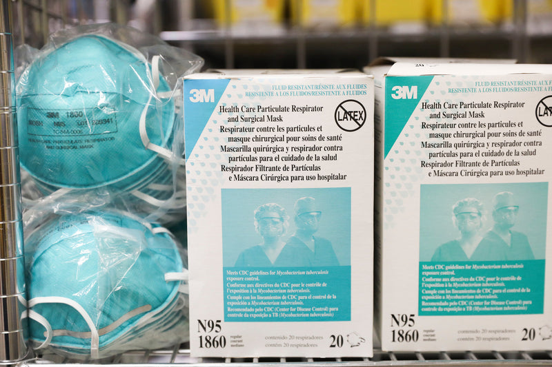 What respirator models from Europe can be most closely compared to N95 masks in the US?