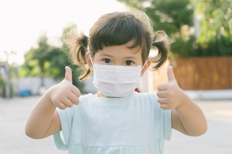 Are there surgical masks made for kids?