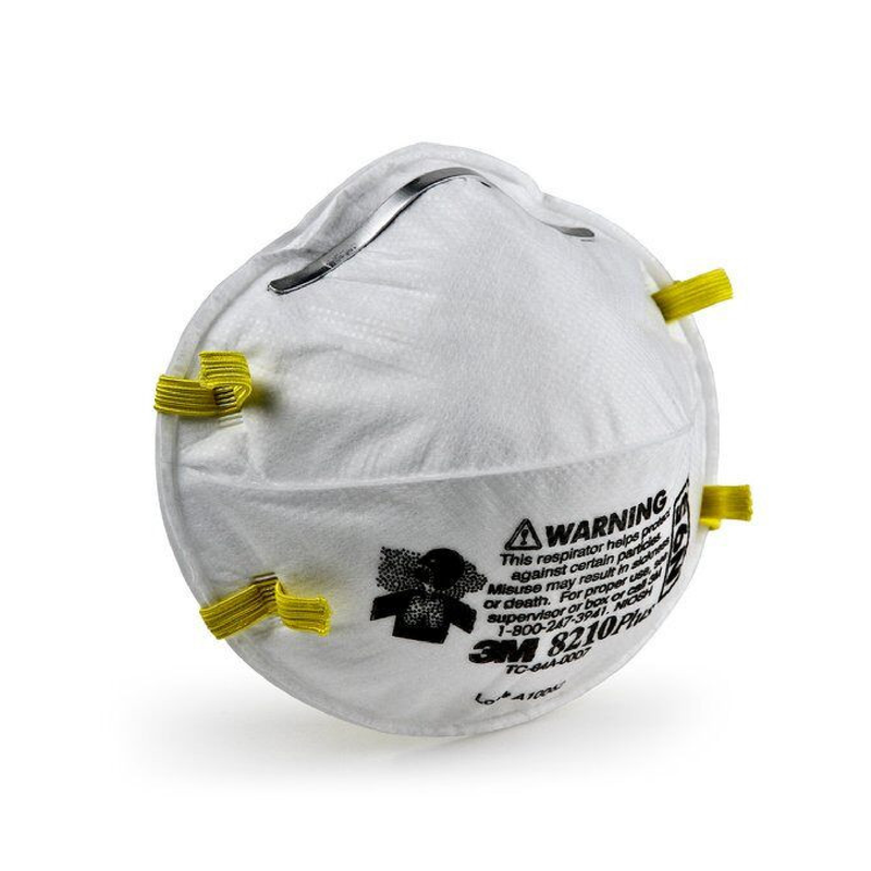 3M 8210 Plus mask | N95 mask x 40 | NIOSH - Clinical Supplies USA