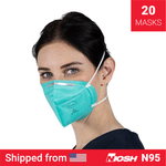 BYD N95 mask <br> N95 mask x 20 <br> NIOSH