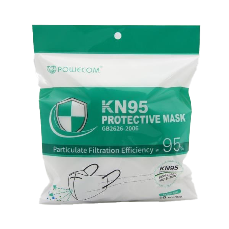 Family pack | 40 x Powecom® KN95 masks - Clinical Supplies USA