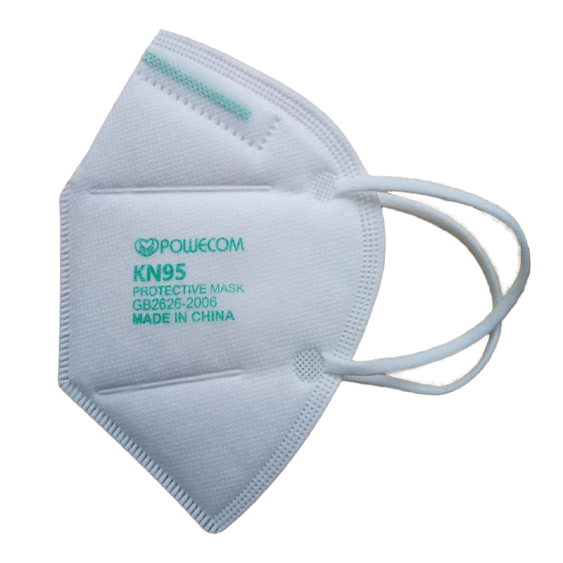 Jumbo pack | 500 x Powecom® KN95 masks - Clinical Supplies USA