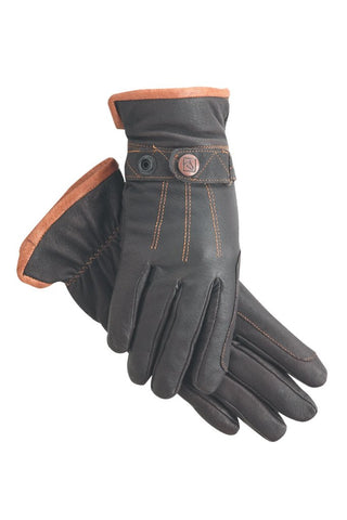 SSG Winter Lined Work N' Horse #2450 - Dark Brown