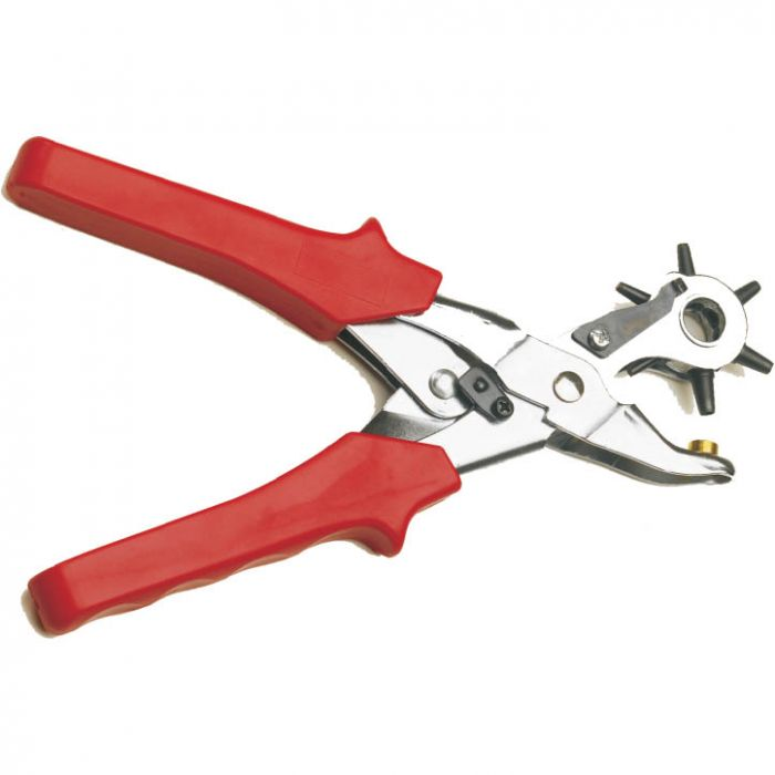 Punch Plier Super Grip Leather Hole Punch