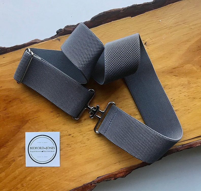 Bedford-Jones Belts - 2 Inch Solids Collection
