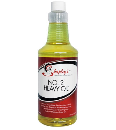 Shapley's No. 2 Heavy Oil