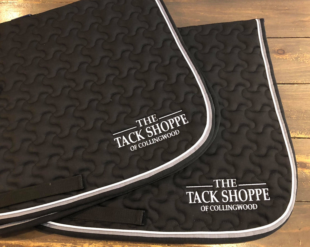 Tack Shoppe of Collingwood Saddle Pad - Shires Deluxe Pad
