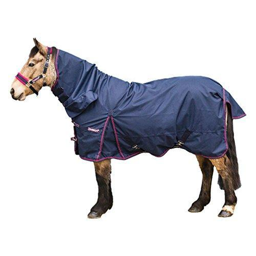 HORSEWARE LOVESON ALL-IN-ONE TURNOUT 0G - Navy/Pink/Navy