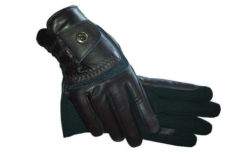 SSG Hybrid Gloves Black #4200