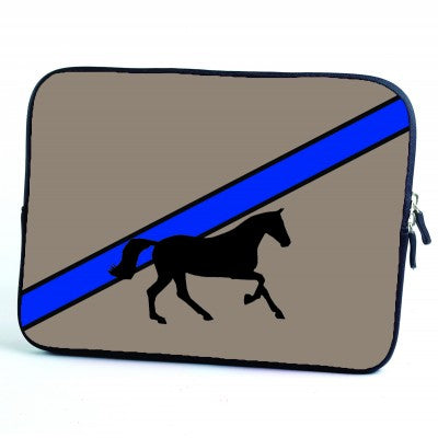 Kelley Neoprene Stripe Canter iPad/Tablet Case