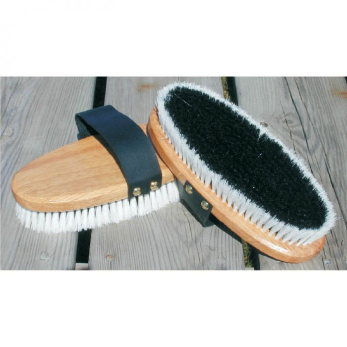 GERRYAN BODY BRUSH WITH STRAP HANDLE