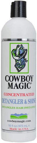 Cowboy Magic Concentrated Detangler & Shine 16 oz