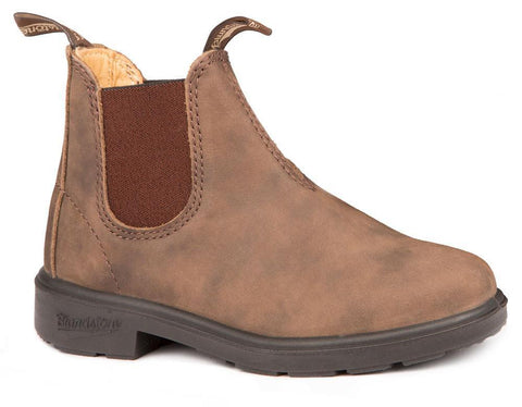 Blundstone 565 - Kid's Blunnies in Rustic Brown