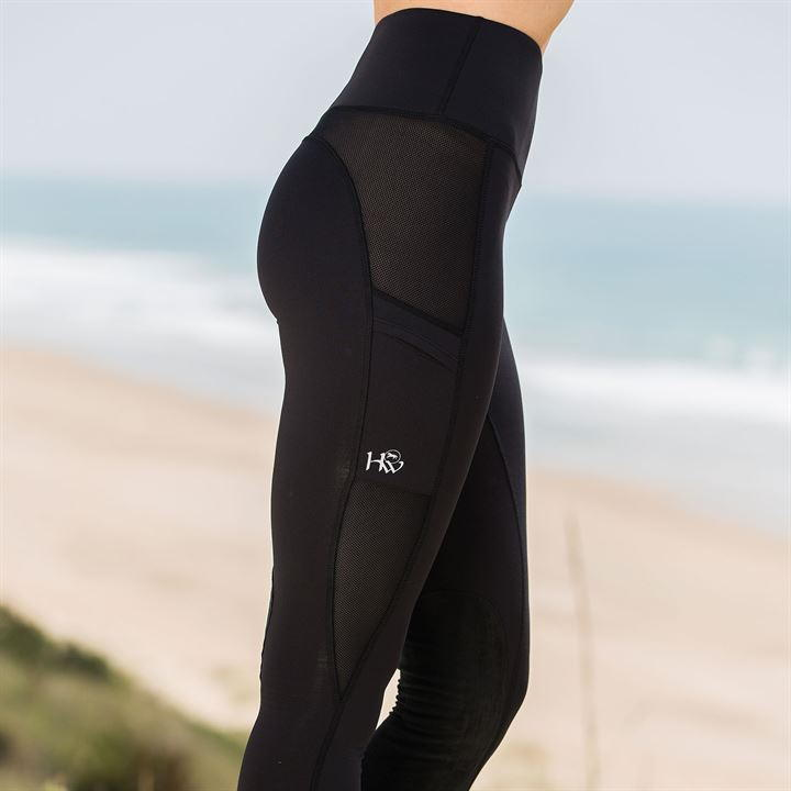 Horseware Riding Tights - Black