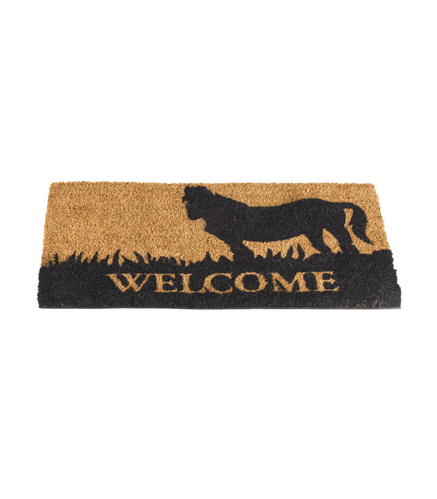 Waldhausen Coir Door Mat - Welcome