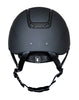 TIPPERARY BLACK GLOSS ROYAL WIDE BRIM HELMET