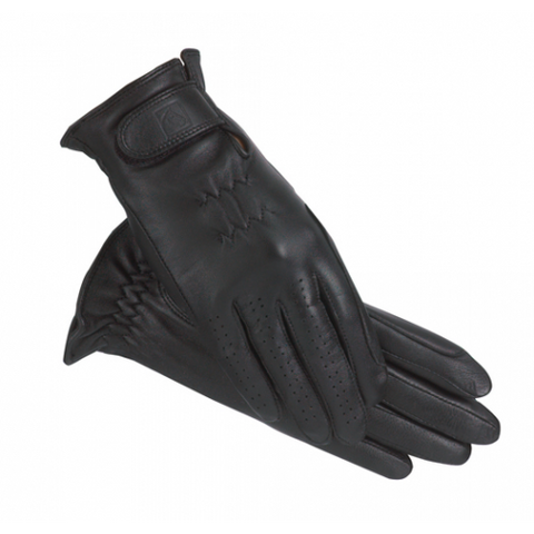 SSG Pro Show Classic Leather Gloves #4400 - Black