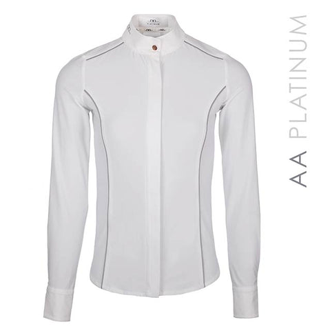 AA Platinum Lea Technical Competition Mesh Shirt
