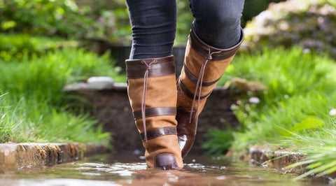 Dubarry of Ireland Galway Boot Brown