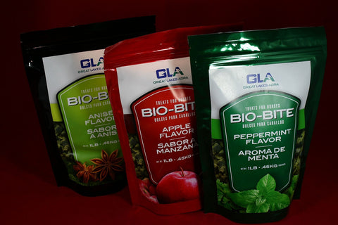 GLA Bio-Bite Horse Treats