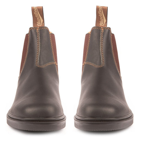 Blundstone 067- Stout Brown Chisel Toe