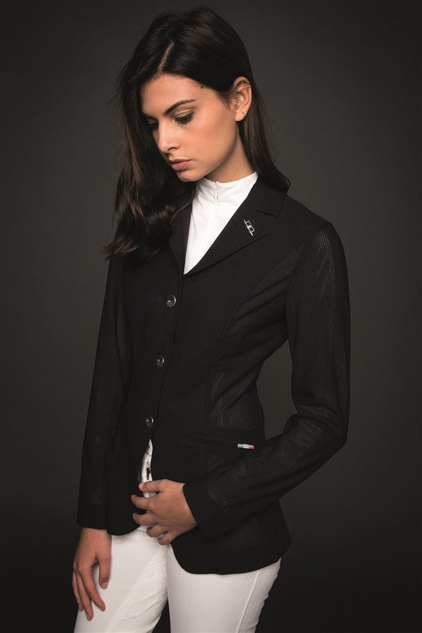 Alessandro Albanese Motion Lite Show Jacket - Black