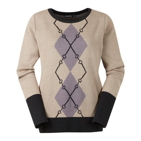 KERRITS Double Diamond Sweater