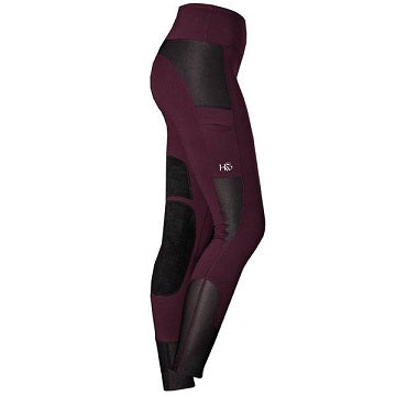 Horseware Riding Tights - Fig