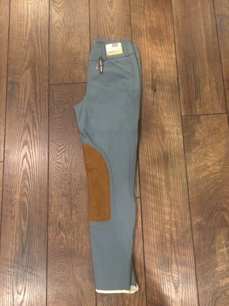 Tailored Sportsman Trophy Low Rise Front Zip Air Force
