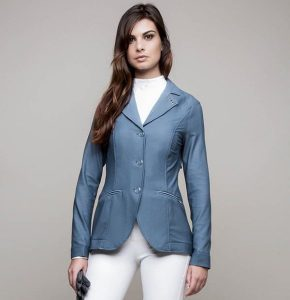 AA Alessandro Albanese Motion Lite Show Jacket - Aviation Blue