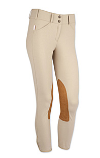 Tailored Sportsman Trophy Hunter Low Rise Front Zip Tan