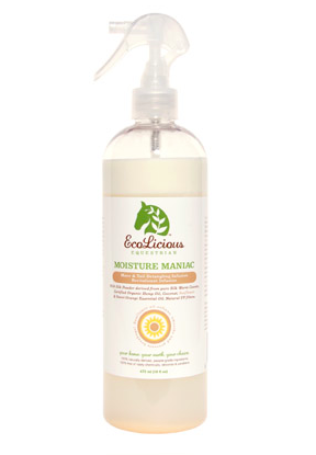 Ecolicious Moisture Maniac Mane & Tail Detangling Infusion