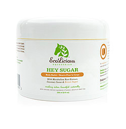 Ecolicious Hey Sugar Body Butter - Products for the rider