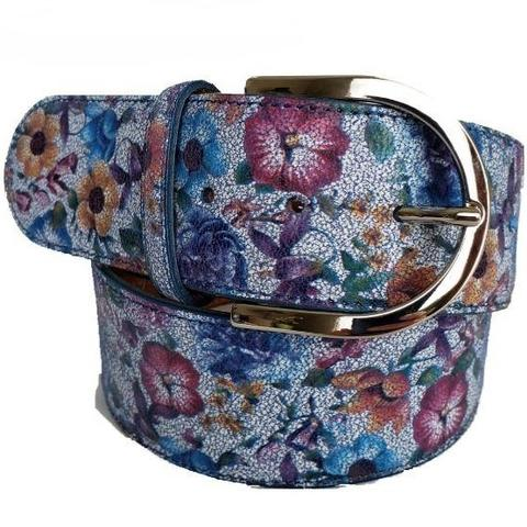 Tailored Sportsman Flower Power Belt