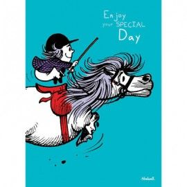 Thelwell Birthday Card - Special Day