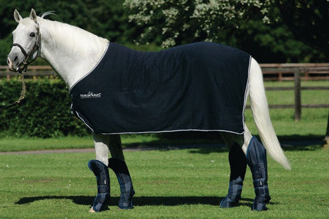 HORSEWARE RAMBO COTTON COOLER W/ BELLY STRAP