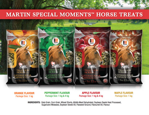 Martin Special Moments Horse Treats