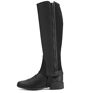 Ariat Scout Half Chap - black