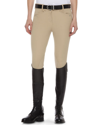 Ariat Heritage Low Rise Front Zip Breeches - 22R