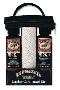 Bickmore Travel Leather Care Kit