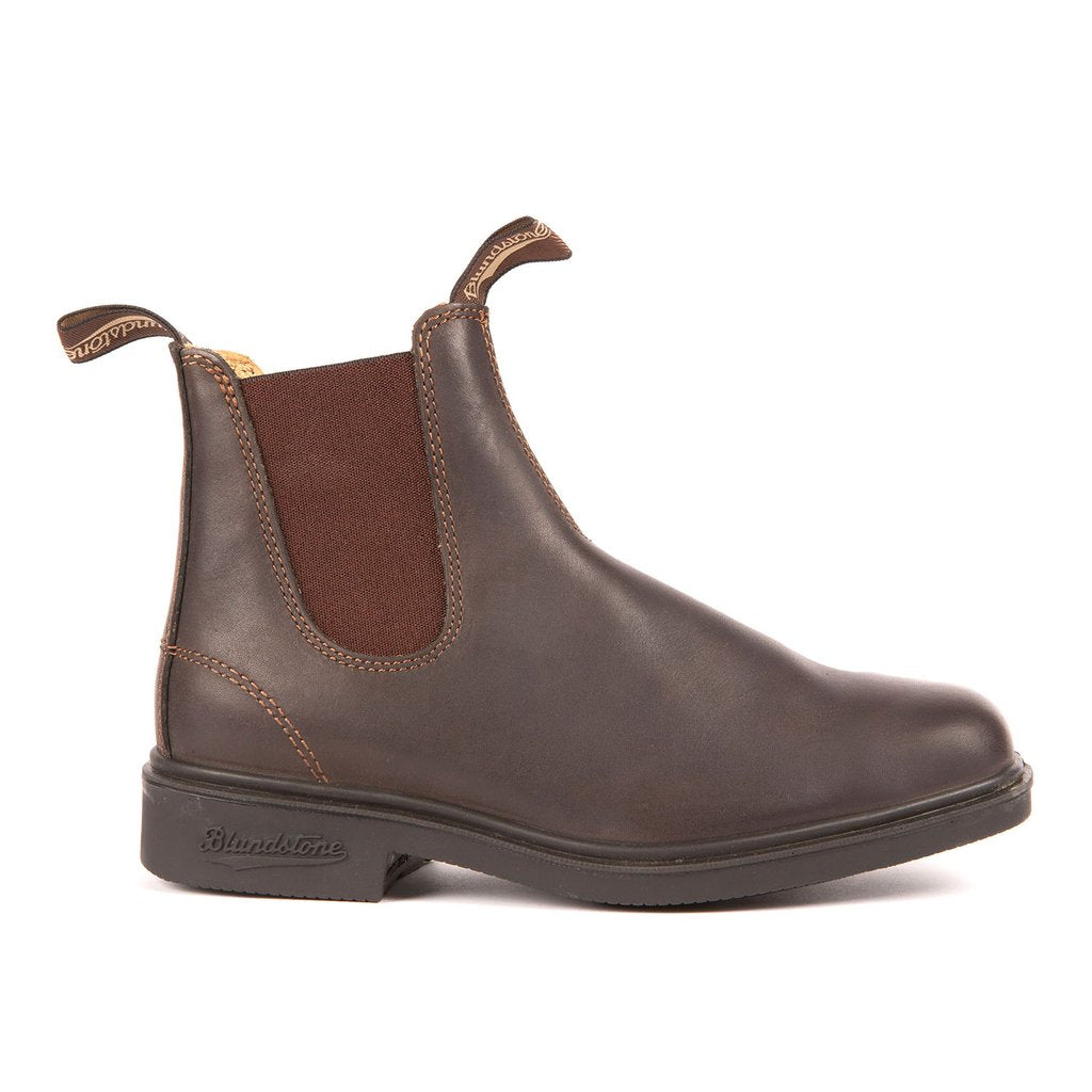 Blundstone 067 - Chisel Toe Dress Stout Brown