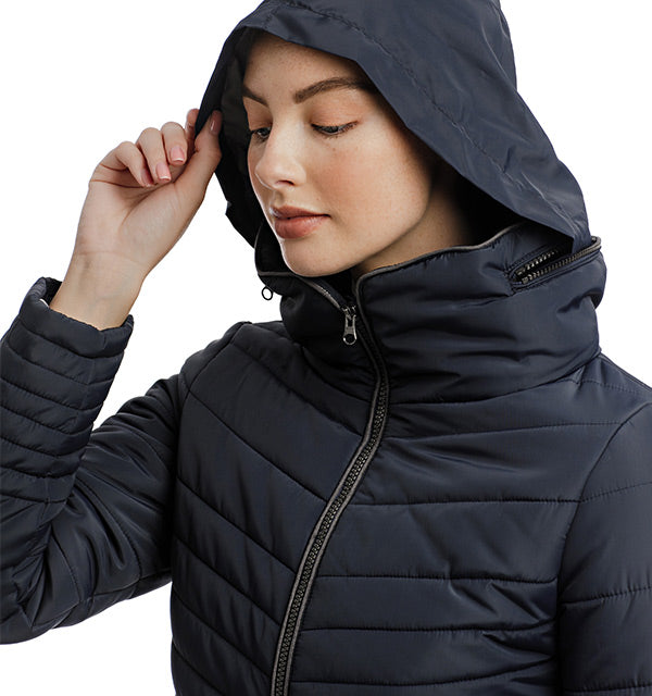 Horseware Maya Padded Jacket - Navy