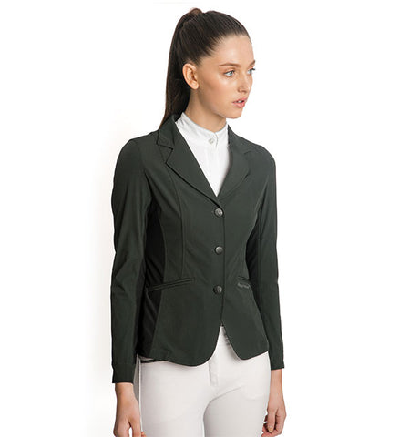 Horseware Air MK2 Ladies Competition Jacket - Hunter Green