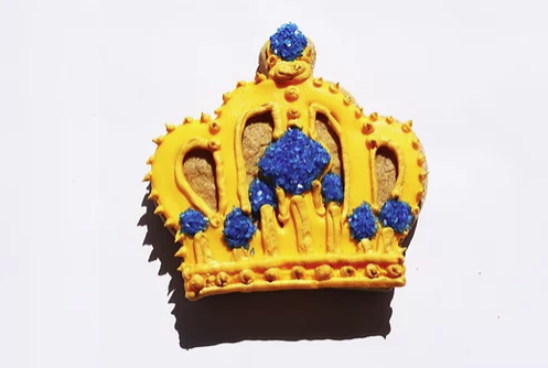 Northern Equestrian Crown For A King Horse Cookie