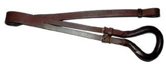 Brighton Leather Pony Crupper
