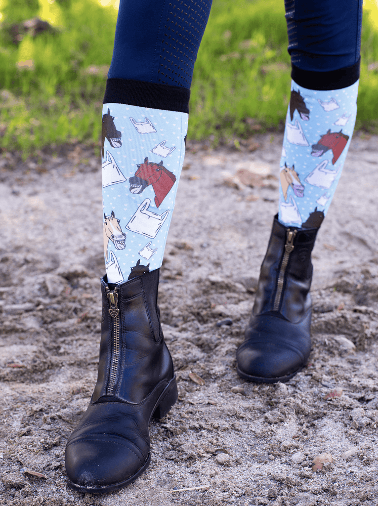 "Dreamer & Schemer ""Spook"" Boot Sock - Pair and Spare Collection"