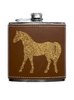Spiced Equestrian Lady 6oz Flask