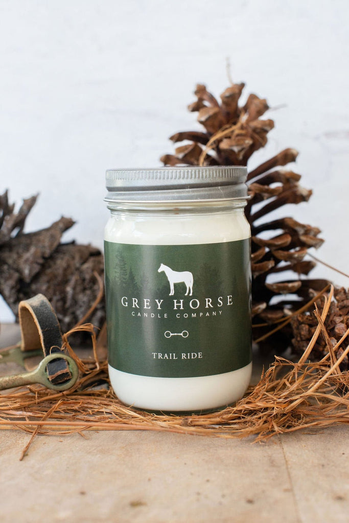 Grey Horse Candle Company - Trail Ride