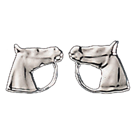 Elegant Horse Head Earrings