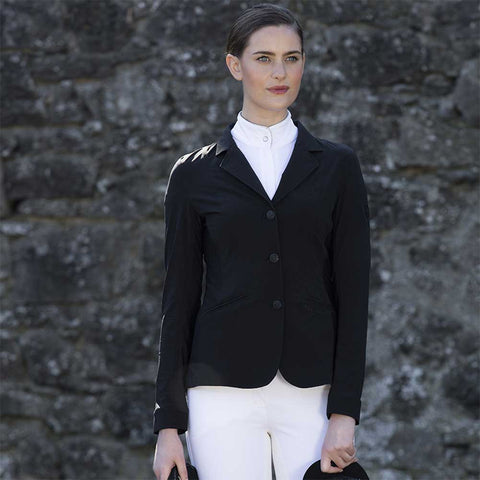 Horseware Air MK2 Ladies Competition Jacket - Black